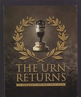 2013-2014 The Urn Returns Australia Wins The Ashes 2 Sheetlet pack in folder