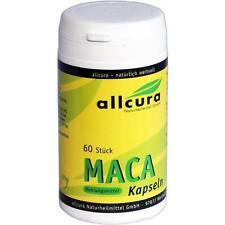 MACA Kapseln 500 mg 60St Kapseln PZN 744485