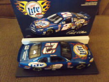 Rusty Wallace 1/24 Miller Lite Harley Davidson Autographed Ford 2000 Diecast