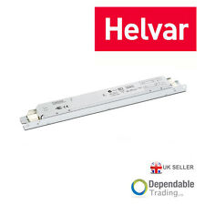 Helvar hf 2x54 non-dimmable ballast-fonctionne 2x54W T5 tubes fluorescents