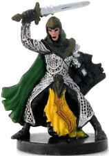 D&D Miniature  -  MOON ELF FIGHTER  #20  (Archfiends Series and UNUSED!!)