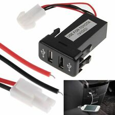 Dual USB Charger for Toyota OEM Switch Prado 120, FJ Cruiser, LC100  Hilux