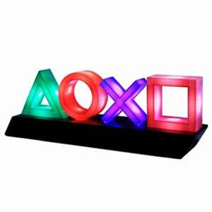 Third Party Icons Decorative Light for PS PlayStation Game Room 3 Light Modes