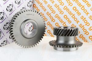 PF6 GEARBOX 6TH GEAR PAIR 28/47 TEETH DA GEAR FITS NISSAN,OPEL,RENAULT,VAUXHALL