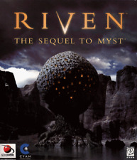 Riven: The Sequel to Myst - PC/Mac Game by Ubisoft