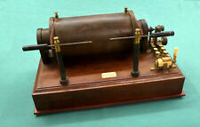 More details for a genuine antique induction coil by newton & co. 1895