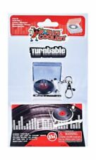 Smallest World's Coolest Turntable Simula Record Player for Children Age 8