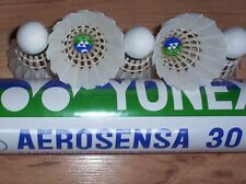 24 yonex AS-30 AEROSENSA 30 feather tournament shuttlecocks
