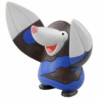 Pokemon Monster Collection Drilbur Figure Toy M-005 5 MC Moncolle Takara Tomy