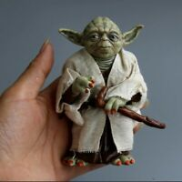 Star Wars Yoda Jedi Master 12cm Action Figure Doll Toy For Kids