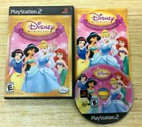 Disney Princess: Enchanted Journey (Sony PlayStation 2) PS2 WORKS PERF SHIPS FAS