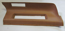NOS 1967 FORD THUNDERBIRD PASSENGER SIDE SADDLE/BEIGE DASH PANEL