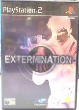 EXTERMINATION  PS2 USATO