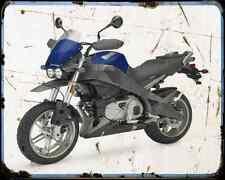 Buell Xb12X 08 A4 Photo Print Motorbike Vintage Aged