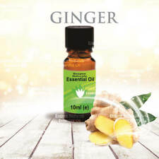 Ginger Essential Oil 10ml - 100% Pure - For Aromatherapy & Home Fragrance