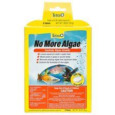 Tetra No More Algae 8 tabs Control Algae Growth   Free Shipping