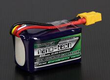 RC Turnigy nano-tech 850mAh 4S 45~90C Lipo Pack