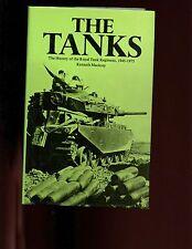 THE TANKS - The History of the Royal Tank Regiment, 1945-1975. , HBdj  VG