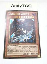 DARKLORD ZERATO - LIMITED ED GOLD RARE NM GLD4-EN022 - YUGIOH