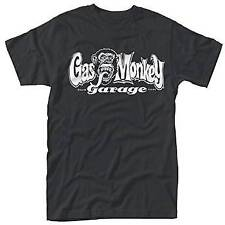 Gas Monkey Garage - Dallas Texas T-Shirt Unisex Tg. M PHM