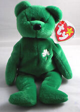 Ty Beanie Baby ERIN the Bear 1997 with Errors & Oddities