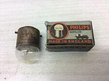 AUTO LAMPADINA PHILIPS 6v 6w 22mm Classic Car gasfilled