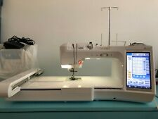 BROTHER QUATTRO 2. 6700D. SEWING EMBROIDERY MACHINE 3 UPGRADES.