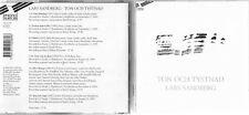Lars Sandberg Ton Och Tystnad CD Album