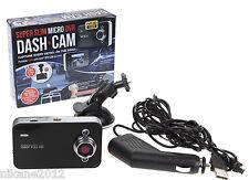 "2.5"" FHD 1296P GPS Automóvil vehículo Tablero Cámara DVR Cámara Grabadora Visión Nocturna de 178 ° Reino Unido"