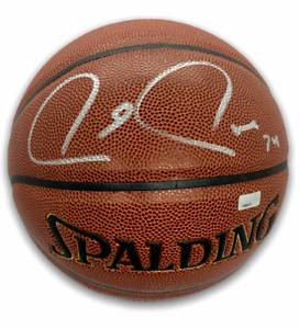 Paul Pierce Signed Autographed Spalding Basketball NEP