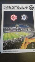 Official Programm Eintracht Frankfurt Chelsea Europa league 02.05.19