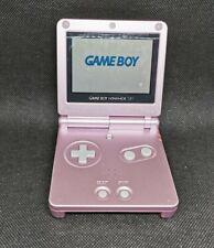 Nintendo Game Boy Advance SP | Rosa | AGS-01 | Handheld Spielekonsole
