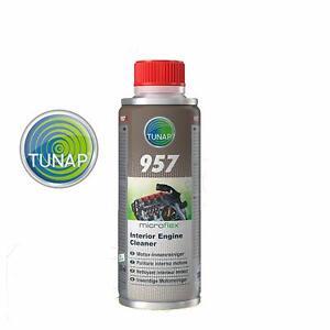 TUNAP 957 EX 157 MICRO LOGIC DEPURATORE INTERNO MOTORE PULIZIA OLIO AUTO PER