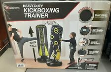 Md Sports Heavy Duty Kickboxing Training Bag With Interactive Light up Targets