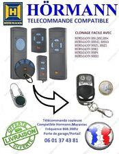 Télécommande Clone HORMANN TUBAUTO MARANTEC 868,30Mhz pour Portail, Garage