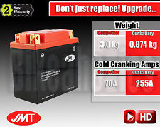 Upgrade to Lightweight & high performance LITHUM motorcycle battery - YB9-BS