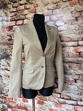 ESPRIT WOMEN'S SUMMER JACKET SIZE S BEIGE NEW WITHOUT TAG