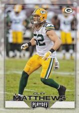 2016 Panini Playoff Football, Clay Matthews, #72
