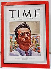 April 6 1940 TIME Magazine-Mexico's Padilla-Joe Di Maggio Camel Cigarette ad