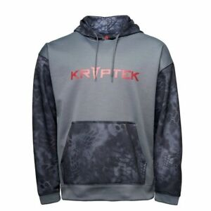 Kryptek Men's Mars Hoodie Typhon/Dark Charcoal 19MARHTDC5 Large NEW