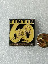 Pin's Pins Tintin et Milou bd Hergé comic strip coinderoux corner 95