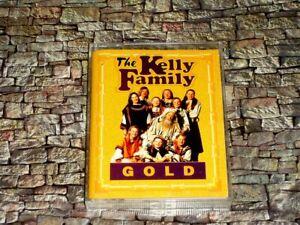 2 MC ★ KELLY FAMILY GOLD  ★ RARE ★ DOPPEL KASSETTE ★ TOP ★