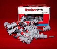Fischer 54567 Duoblade Gipskartondübel Hohlraumdübel Rigips Dübel 5 10 20 50 St