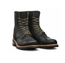 $490 TIMBERLAND BOOT COMPANY® SMUGGLER'S NOTCH 8-INCH CAP TOE BOOTS SIZE 10