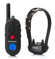 E-Collar Technologies Pro Educator Dog Training Collar 1/2 mile Range PE-900