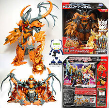 TRANSFORMERS Takara TF Prime AM-19 Gaia Unicron MISB