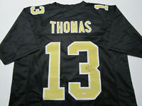 MICHAEL THOMAS / AUTOGRAPHED NEW ORLEANS SAINTS CUSTOM FOOTBALL JERSEY / COA