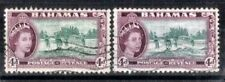 Machine Cancel Used British Colonies & Territories Postage Stamps