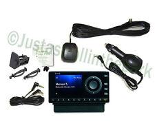 Sirius XM Onyx Radio Receiver + Complete Car Kit Antenna Adapter Cradle NEW!
