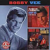 SEALED Oldies CD: Bobby Vee Meets the Crickets & The Night Has a Thousand Eyes